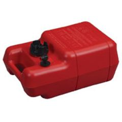Topside Portable Fuel Tank Red 3 gal