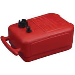 Topside Portable Fuel Tank Red 6 gal