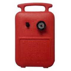 Fuel Tank, 6 Gallon Portable w/Gauge