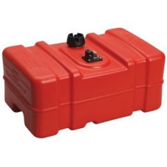 Topside Portable Fuel Tank Red 9 gal