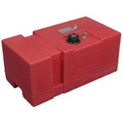 Topside Fuel Tank Red 15 gal