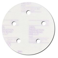 "Hookit Finishing Film Dust Free Disc 5"" P600 Grit"