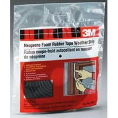 "Weather Dry Foam Tape 1/2"" Thick"