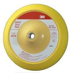 "Stikit Disc Pad 8"" Medium INT 5/8-11"