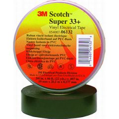 Scotch Vinyl Electrical Tape 3/4""