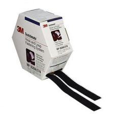 Black Velcro Fastening System Hook & Loop