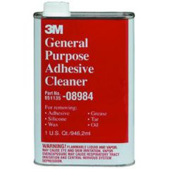 General Purpose Adhesive Cleaner Liquid 1 qt