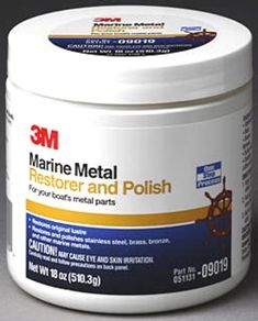 Metal Restorer & Polish Tub 18 oz