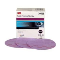 "Hookit Purple Finishing Film Disc 5"" P2000 Grit"