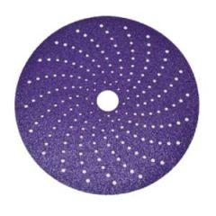 """Cubitron II Clean Sand Hookit 5"""" Disc 80+ Grit"""