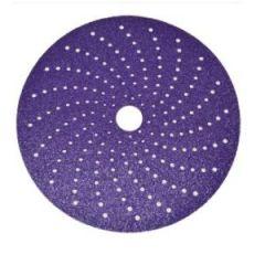 """Cubitron II Clean Sand Hookit 6"""" Disc 80+ Grit"""