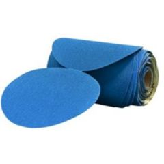 "Stikit Blue Abrasive Disc Roll 6"" 320 Grit"