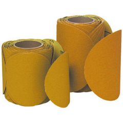 "Stikit Gold Disc Roll 6"" P100C Grit"