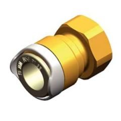 "Adaptor 15mm to 3/8"" Female (Brass) Thread"