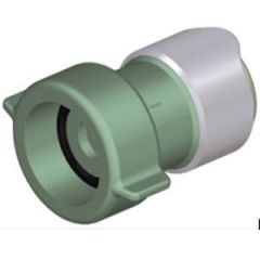 "Adaptor 15mm to 3/4"" Female Garden Hose Thread"