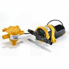 Whale Grey IC Waste Pump 24V