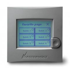 MasterView Easy Remote Multifunctional Touchscreen Panel
