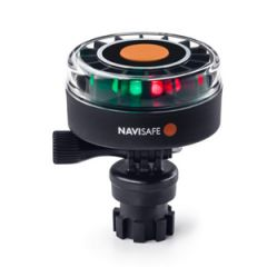 Navisafe 5-Mode Tricolor Light w/ Navimount Base