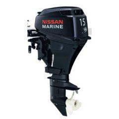 Nissan Outboard Motor 4-stroke (S) 15 hp