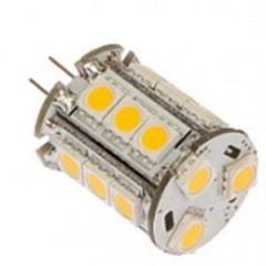 Bulb Led G4 10-30Vdc 3.2/25w Warm White 22x30mm
