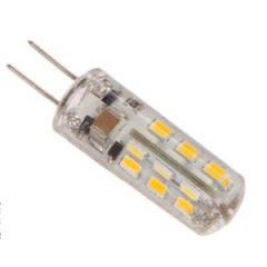 Bulb LED G4 Ip65 10-35VDC 2.1/20w Warm White 12x 30 mm