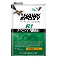 Epoxy Resin R1 Part One Liquid 1 qt