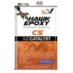Epoxy Clear Finish Catalyst C5 0.33 Gallons/1.25l