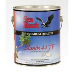 Islands 44 TFAntifouling Ablative Blue 1 gal