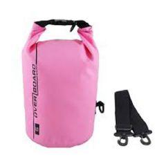Dry Tube Bag Waterproof Pink 5 L