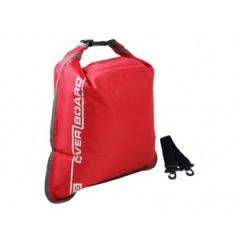 Dry Flat Bag Waterproof Red 15 L