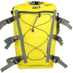 Waterproof Yellow Deck Bag for SUP or Kayak 20 L