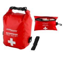 Waterproof First Aid Bag 3 L w/30 Pieces