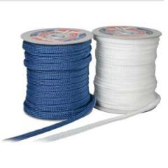 Polypropylene 32 Strand Rope, No Core Black