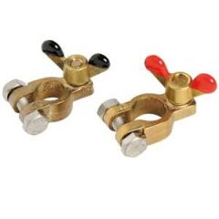 Battery- Clamps Bronze