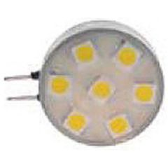 LED Side Pin Bulb G4 10 LED White 12-24V