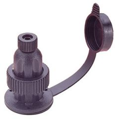 Watertight Deck Connector 2 Pin 12V