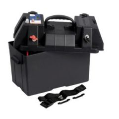 Battery Box w/Monitor up to 105 A.h.
