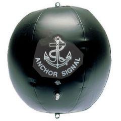 Black Anchor Ball Inflatable