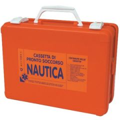 First Aid Kit Offshore w/Watertight Case