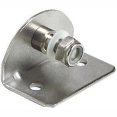 Hatch Holder 90 Degree Mount Plate Stainless Steel