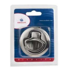 Flush Pull Latch S/S 48 mm, No Lock