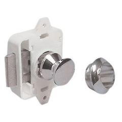 Door Spring Lock Nylon w/Stainless Steel Spring
