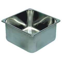 Rectangular Stainless Steel Sink 298 x 328 x 150mm