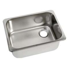 Rectangular Stainless Steel Sink, 250 x 355 x 150mm