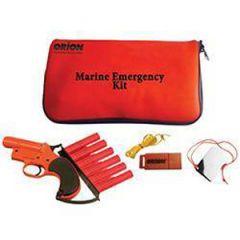 Alert/Locate Coastal Flare Kit w/Accessories & Neoprene Case