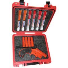 Alert/Locate Flare Gun & Signaling Kit Deluxe 12 Gauge