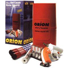 Alert/Locate Flare Gun & Signaling Kit Deluxe 25 Gauge