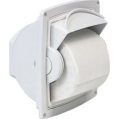 Dryroll Toilet Roll Protector Waterproof Recessed Or Surface Mount
