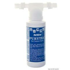 YACHTICON Puritec Disinfectant for Toilets 100ml w/ Hose Adaptor