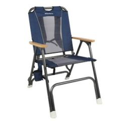 Crew Deck Chair Folding Navy